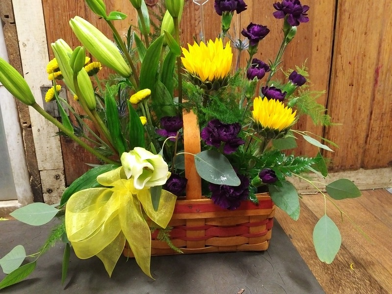 Garden basket 7