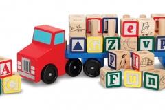 Alphabet Truck