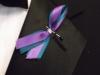 boutonniere idea: ribbon